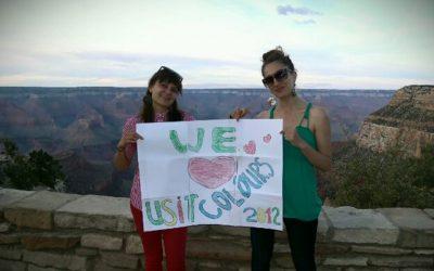 Едно лято в гранд каньон