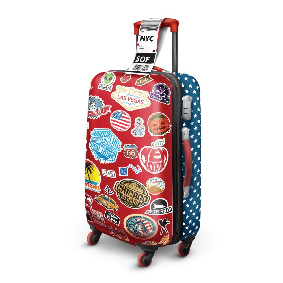 Опция за плащане на всички суми за цена за work and travel, самолетен билет и джобни като се върнеш от САЩ.
