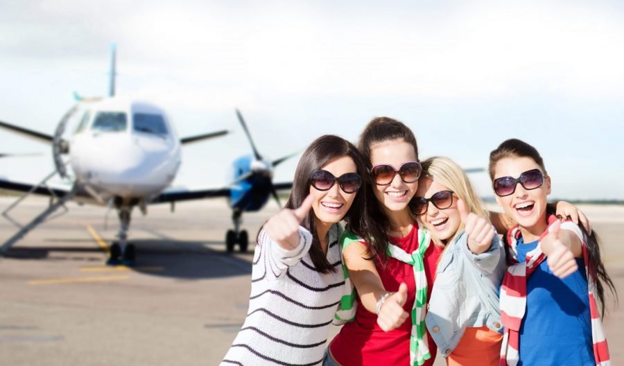 Твоят първи полет до САЩ за Work and Travel - какво да очакваш