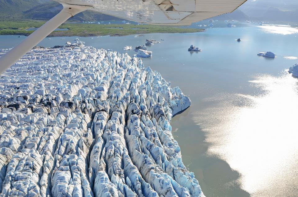Снимки от една незабравима бригада в Аляска на Гергана от Великотърновския университет