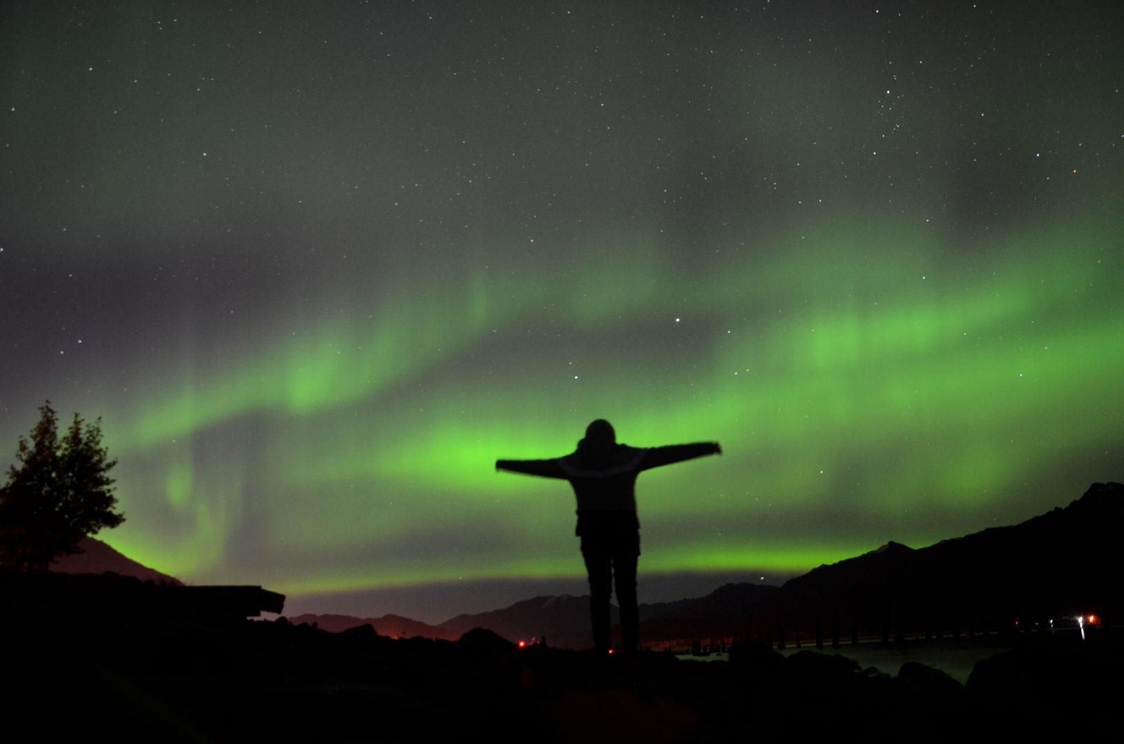 """Моята бригада в Аляска: """"След десетки нощи на чакане, успях да сбъдна голямата си мечта, да видя Aurora Borelis"""""""
