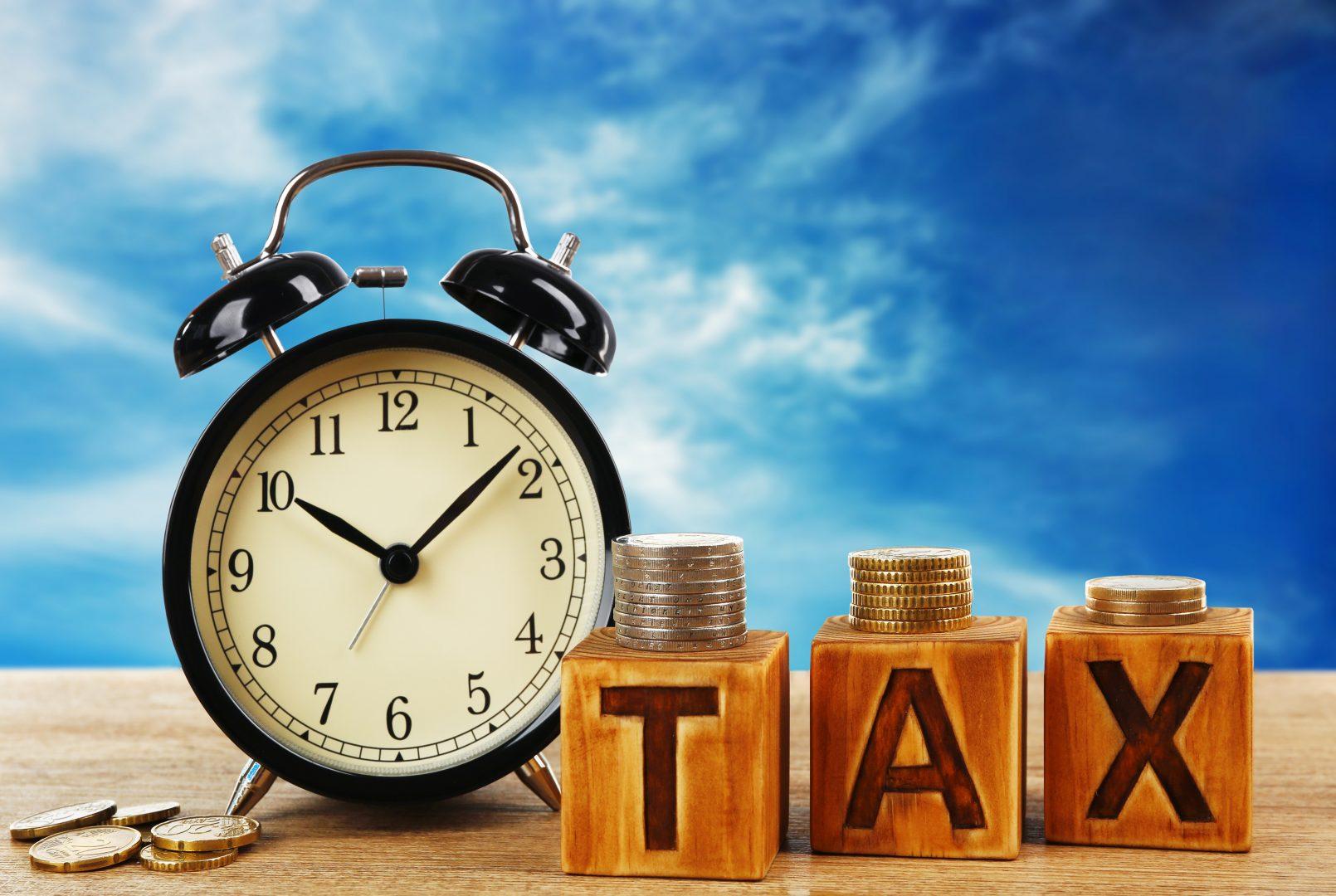 Възстановяване на данъци от САЩ