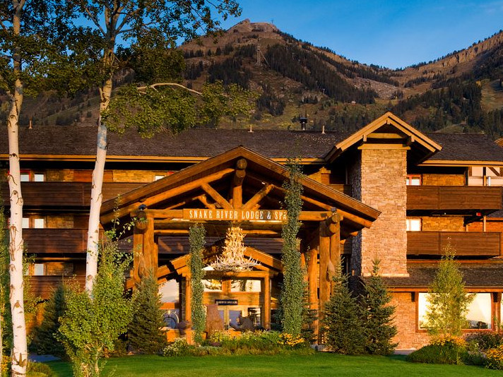 Snake River Lodge And Spa F