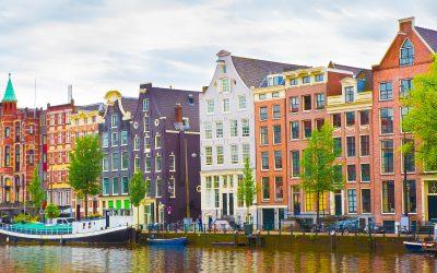Амстердам, летище Шипхол