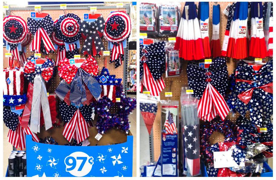 Стоки в Walmart за 4-ти юли