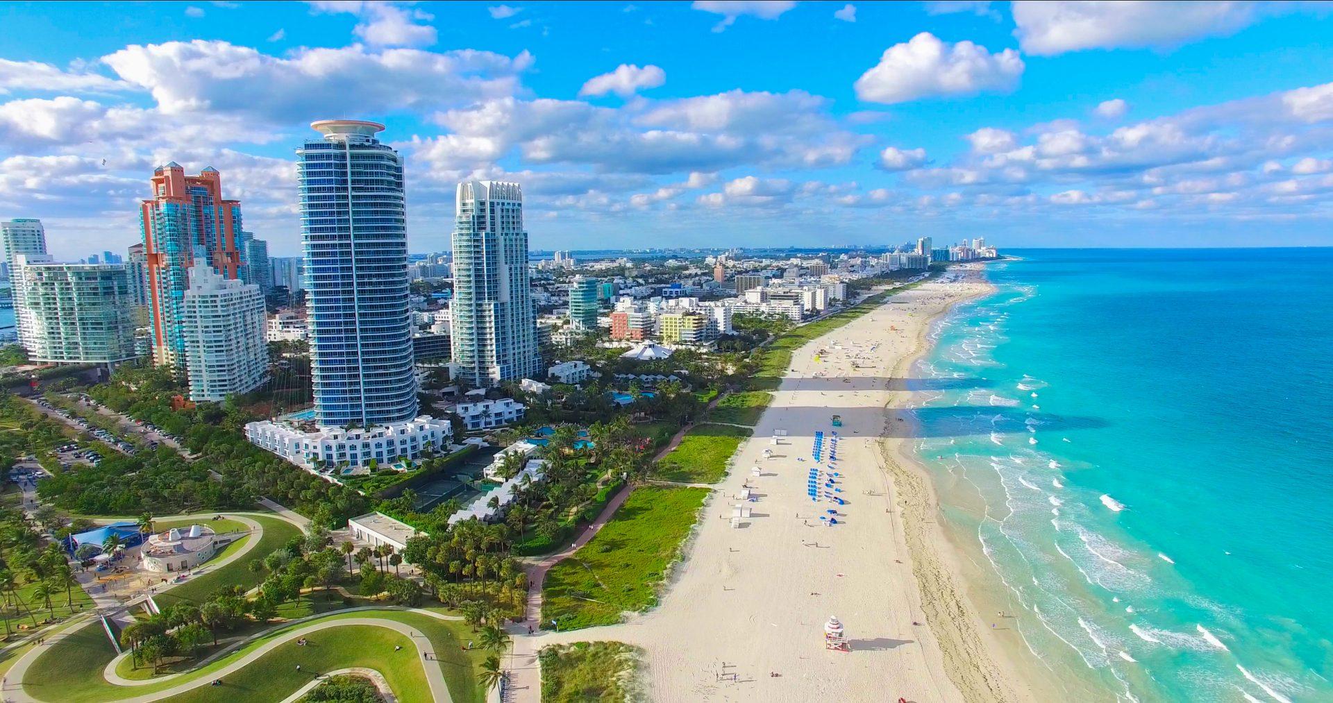 Маями бийч, Маями, Флорида