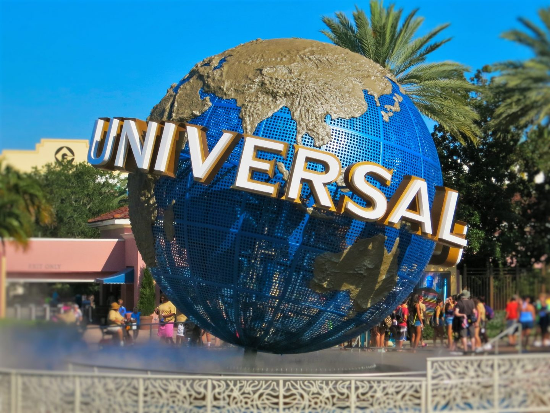 Universal Studios - Орландо, САЩ