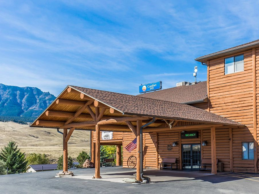 Comfort Inn Yellowstone North F