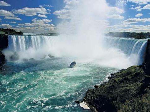 Delaware North Niagara Falls State Park F