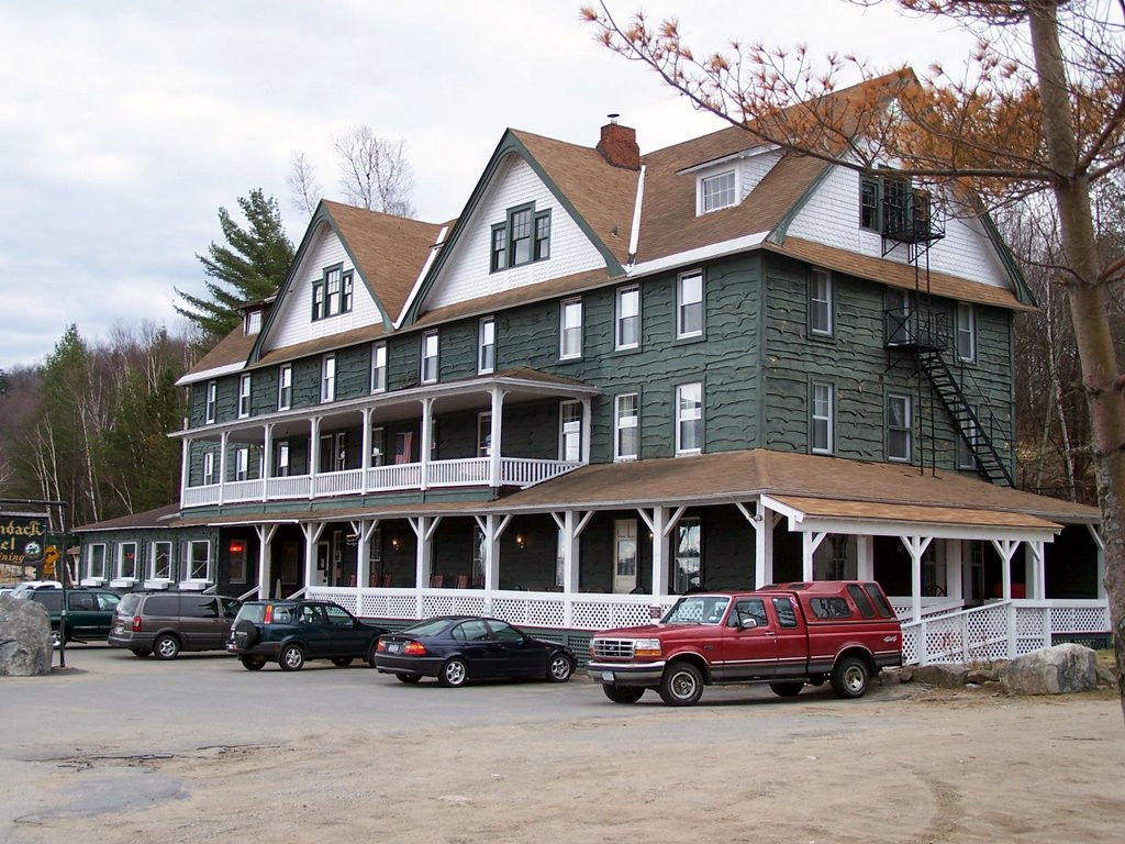 Long Lake Hotel Corporation Dba Adirondack Hotel F