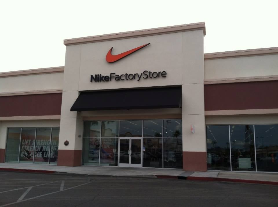 Nike Factory Store 36698 Bayside Outlet Drive F