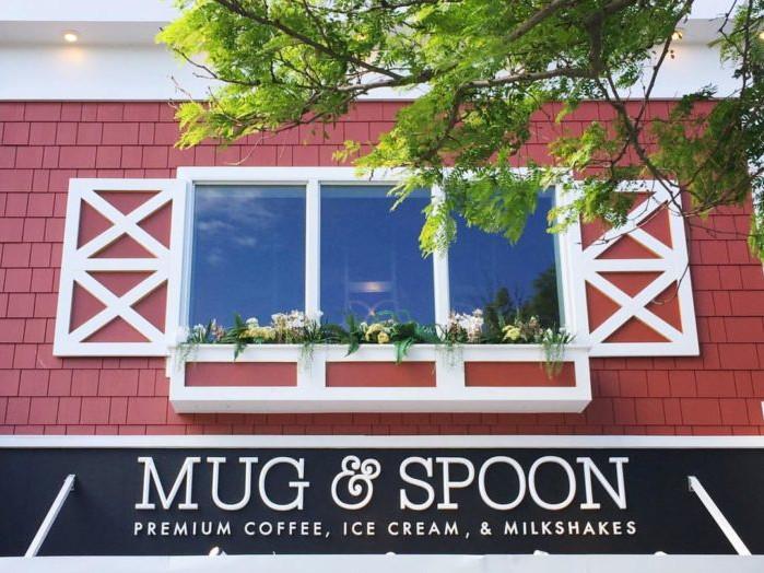 Mug and Spoon F