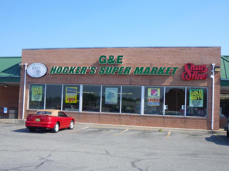 G and E Supermarket F