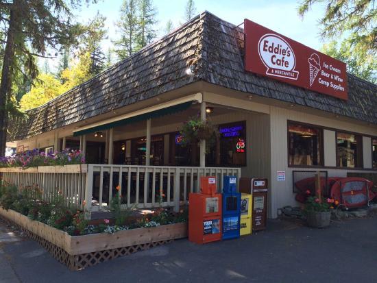 Izaak Walton Inn Eddies Cafe and Gifts F