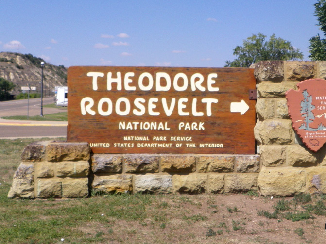 Theodore Roosevelt Medora Foundation F