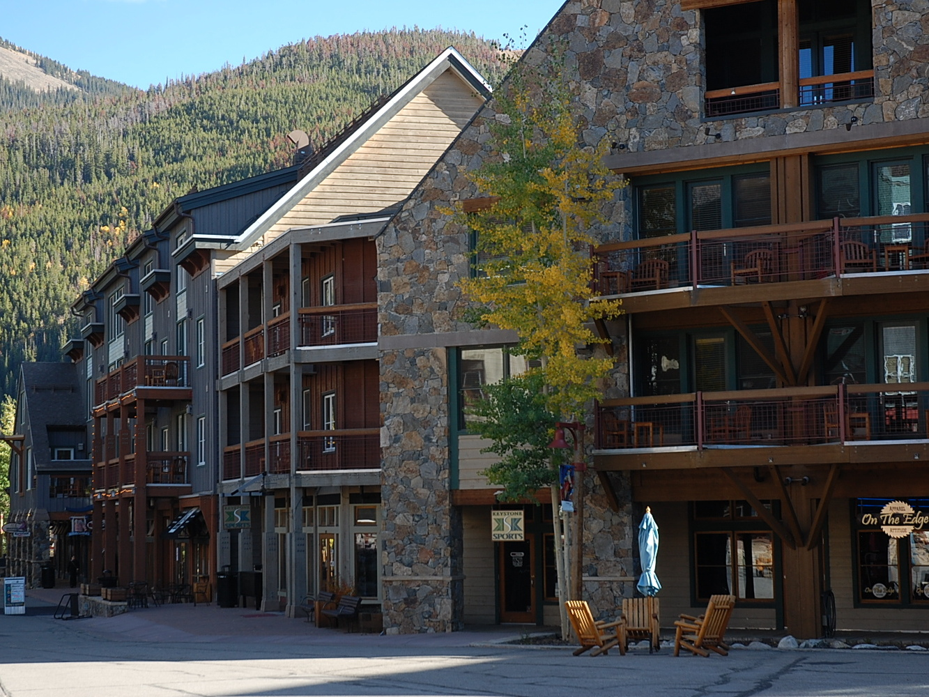Vail Resorts Keystone Rental Property F