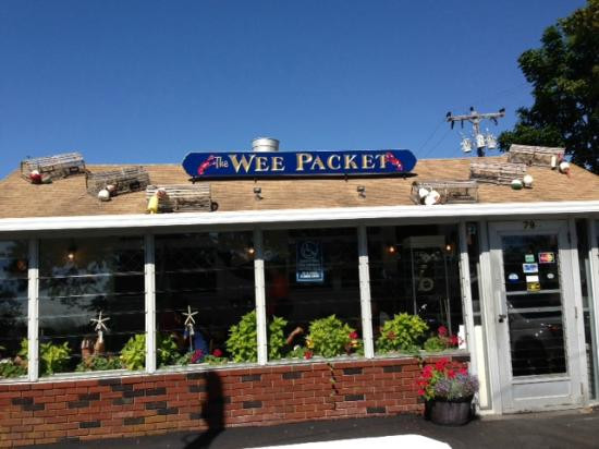 Wee Packet Restaurant F