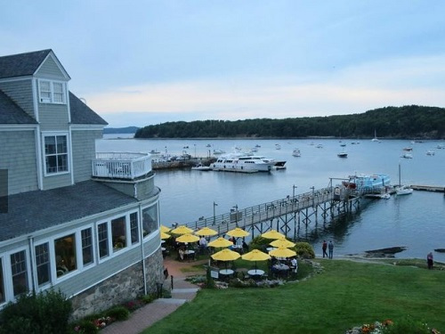 Witham Family Hotels Bar Harbor Inn and Spa F