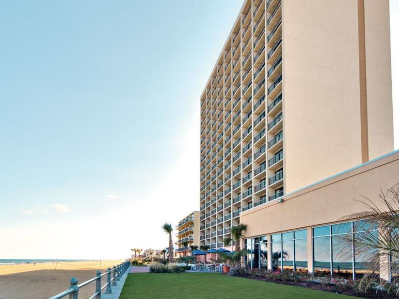 thb wyndham virginia beach oceanfront hotel in virginia beach. Black Bedroom Furniture Sets. Home Design Ideas