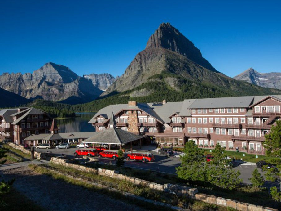 Xanterra Glacier Park Lodges F
