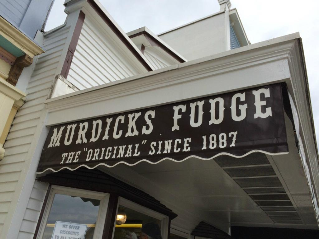 The Original Murdicks Fudge Co of Mackinac Island F2